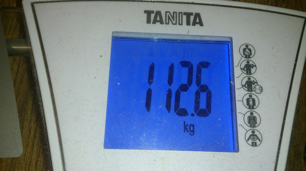 113 кг